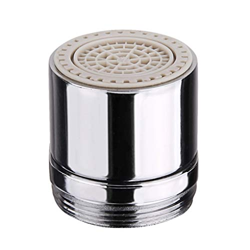 fish Kupfer Certified Doppelfunktion 2 Durchflussspülbeckens Belüfter 360-Grad-Schwenker-Wasserhahn Sprayer - 360-grad-sprayer