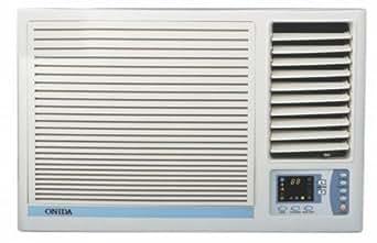 Onida W122TRD Trendy Plus Window AC (1 Ton, 2 Star Rating, White, Copper)