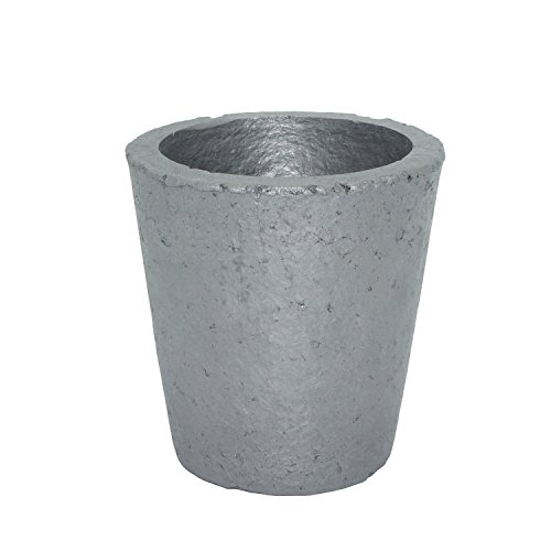 Crucible Gießerei Siliziumkarbid graphit crucibles Tasse Ofen Taschenlampe Melting Guss Refining Gold Silber Kupfer Messing Aluminium