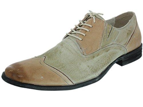 chaussures kdopa sam cuir beige homme kdopa f84kdopa001 Beige