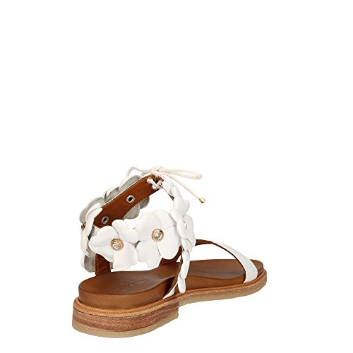 INUOVO 7152 WHITE Sandelholzschuhen Weiß