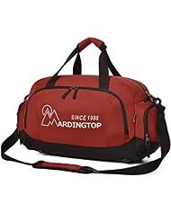 Mardingtop Sac de sport léger/Bagagerie Voyage/sacs de voyage/Sac Gym pour sac à main sac d'entraînement 4 couleurs