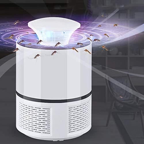 vobome LED Anti Moustiques Lampe,Moustique Tueur Lampe,USB électrique UV Moustique Killer pour Maison Jardin Bureau Camping Exterieur
