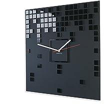 horloge rectangulaire murale
