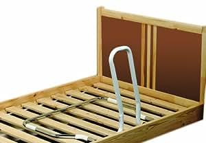 Nrs healthcare m15708 maniglia pieghevole per letto salute e cura della persona - Letto pieghevole amazon ...