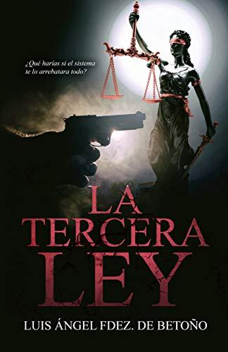 LA TERCERA LEY: PREMIO LITERARIO AMAZON 2019
