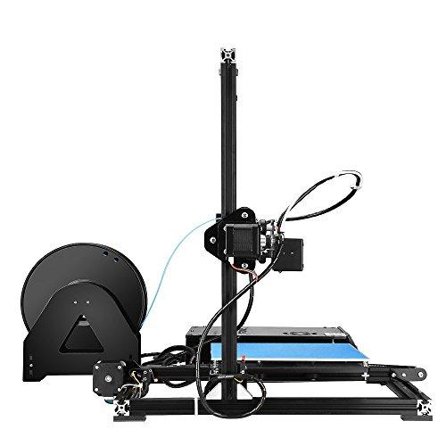 ALUNAR DIY 3D Drucker Aluminium Selbstmontage Desktop Prusa I3 Kit 3D Druckmaschine Druck Größe 8.66