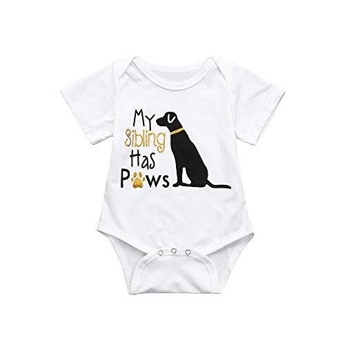 Kleider Kinderbekleidung Honestyi Baumwolle Kleinkind Infant Baby Jungen -