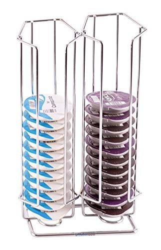 Dispensador de cápsulas tassimo, 34 cápsulas |Garantía Babavoom