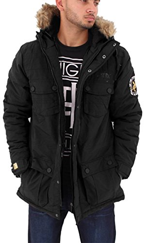 zoo-york-mens-boys-parka-puffer-padded-hooded-hip-hop-winter-skater-jacket-s-black