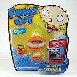 FAMILY GUY CRAZY INTERACTIVE WORLD SERIES 1 HALLOWEEN STEWIE (Guy Halloween Family)