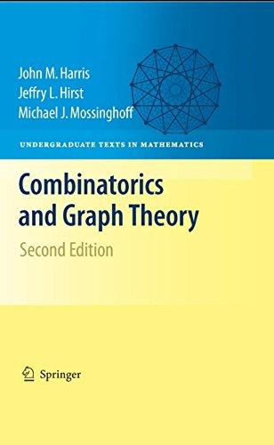 Combinatorics and Graph Theory (Undergraduate Texts in Mathematics) : Second Edition: John Harris (English Edition)