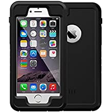 Genius Factory ® Funda Carcasa Impermeable Antichoque para iPhone 6plus/6splus 5.5