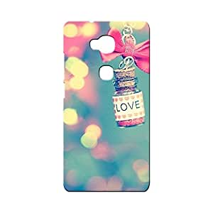 BLUEDIO Designer Printed Back case cover for Huawei Honor X - G5801