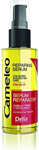 Cameleo Marula Öl-Serum, zum Einwirken, reparierend, coloriertes und gebleichtes Haar, 55 ml