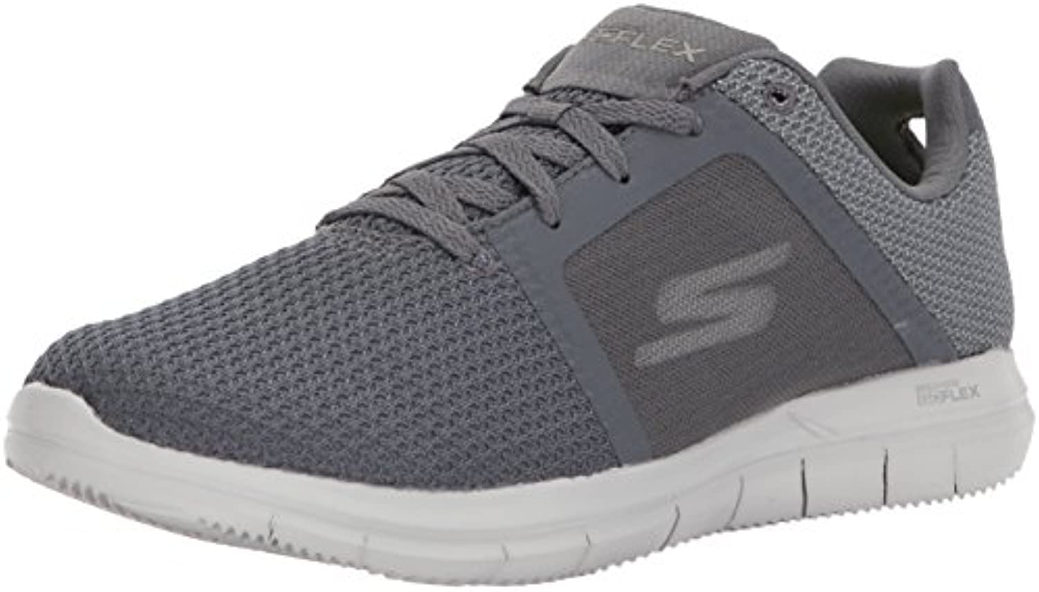 Skechers Performance Men's Go Flex 2 54014 Sneaker  Charcoal  10 M US