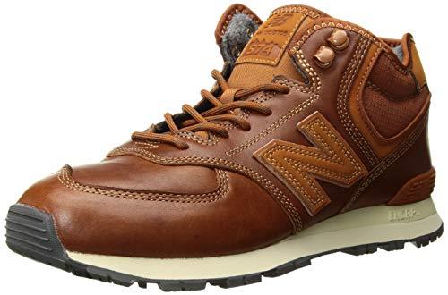 New Balance Herren 574 Sneaker, Braun Canyon, 40 EU
