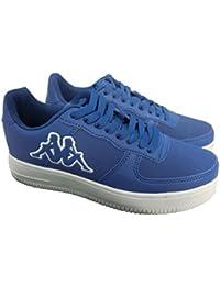 Kappa - Zapatillas de gimnasia para mujer azul turquesa 38