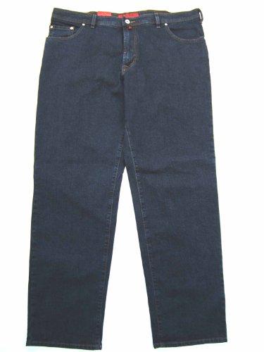 Jeans Pierre Cardin blue/black 161-02 deutsche Übergrößen, Gr. 35