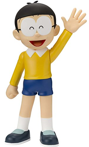 Nobi Nobita di Doraemon - 10cm - Figure statue Collection - Bandai Tamashii Nations Figuarts Zero