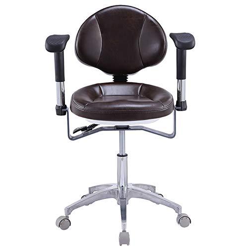 MG-GRD Behandlungsstuhl Behandlungsstuhl kann um 360 Grad gedreht Werden Rücksitz, Sessel, höhenverstellbar