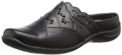 Easy Street Women s Forever Mule Black 10 2A(N) US