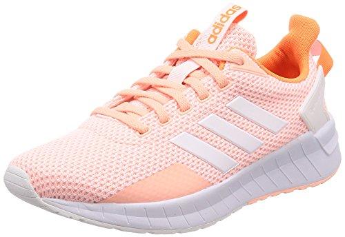 meet 7cd6c bb521 Adidas Questar Ride, Zapatillas de Running para Mujer,  Naranja(CornebFtwbla