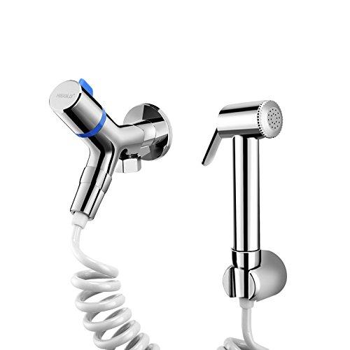 GFEI angle multi - fonction soupape toilettes pistolet fixé / booster gynecological con robinet
