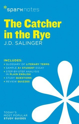 Catcher in the Rye by J.D. Salinger, The (SparkNotes Literature Guide) by SparkNotes Editors (2014) Paperback
