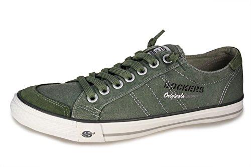 Dockers by Gerli Herren 30st027-790320 Sneakers Grün
