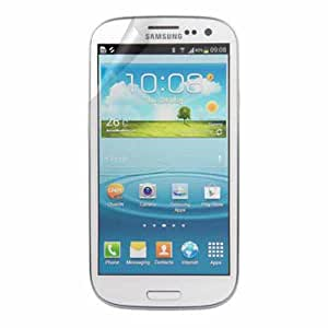 RND Screen Protector Varity Pack Samsung Galazxy S III includes Mirror Finish Pink Diamond Finish and Silver Diamond Finis