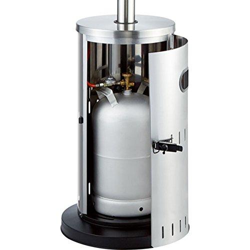 Enders Gas-Terrassenheizer Solid Edelstahl inkl. Sicherheits Kit; - 5