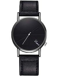 Kongqiabona Reloj Lvpai Reloj de Cuarzo Cuarzo de Negocios Banda Reloj Moda  Durable Relojes precisos de461dd3048d