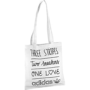 ADIDAS GRAPHIC SHOPPER Weiß