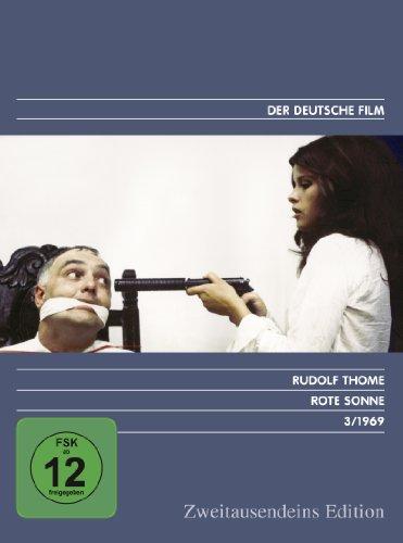 Rote Sonne - Zweitausendeins Edition Deutscher Film 3/1969.
