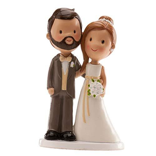 Figure wedding PERSONALIZED boyfriends cake figures ENGRAVED beard