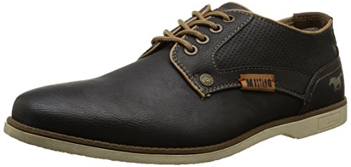 Mustang 4089-301-259, Herren Derbys, Grau (Graphit), 42 EU (8 UK)