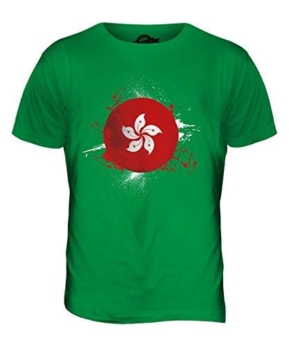 CandyMix Hongkong Fußball Herren T Shirt Grün