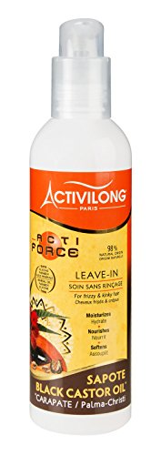 Activilong Actiforce Leave In Soin sans Rinçage Carapate Sapote 240 ml