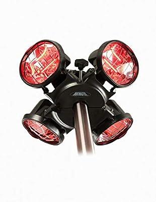 La Hacienda Heatmaster U3R20 2.0KW Popular Umbrella Mount Infrared Heater