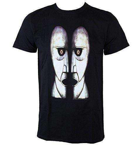 Preisvergleich Produktbild Männer Shirt PINK FLOYD - Metal Heads of Division Bell - BLK - LOW FREQUENCY - XXL