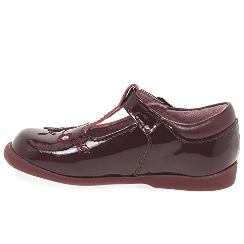 Start-rite  Sunflower, Mary Jane fille Bordeaux