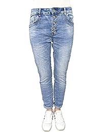 Jeans von Karostar by Lexxury für Frauen günstig online