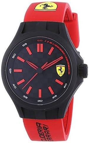 Scuderia Ferrari Watches Unisex Pit Crew Watch