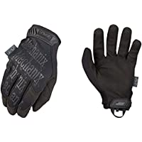 Mechanix Wear - Original Covert Guantes (Medium, Negro)