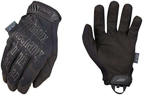 Mechanix Tactical Line Handschuh Original, Schwarz, L