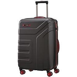 Travelite Vector 4W Carretilla Expandable M Black
