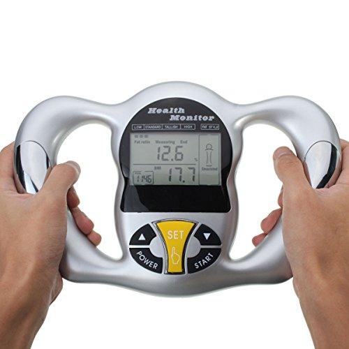 MYAMIA Tragbare Digitale Handheld-Body-Mass-Index Bmi Meter Health Fett Body Analyzer Monitor