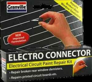 Electro Conductive Adhesive glue for Heated Rear Windows