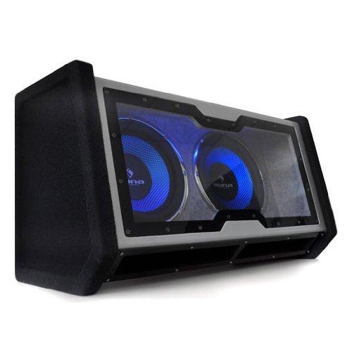 Tihebeyan Speaker Box Terminal 2-Way Speaker Box Terminali terminali a Molla cilindrica Connettori per subwoofer